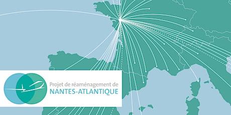 Réunion publique sur le réaménagement de l'aéroport de Nantes-Atlantique billets
