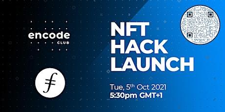 NFT Hack Launch tickets