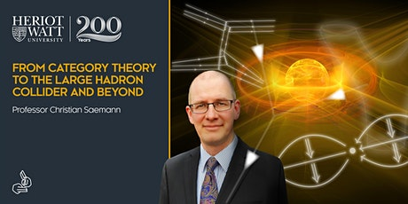 From Category Theory to the Large Hadron Collider and Beyond tickets