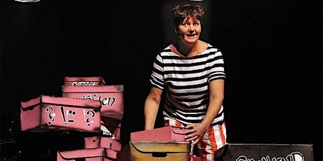 Voorstelling: Tosca Menten speelt Dummie de Mummie (7+) tickets