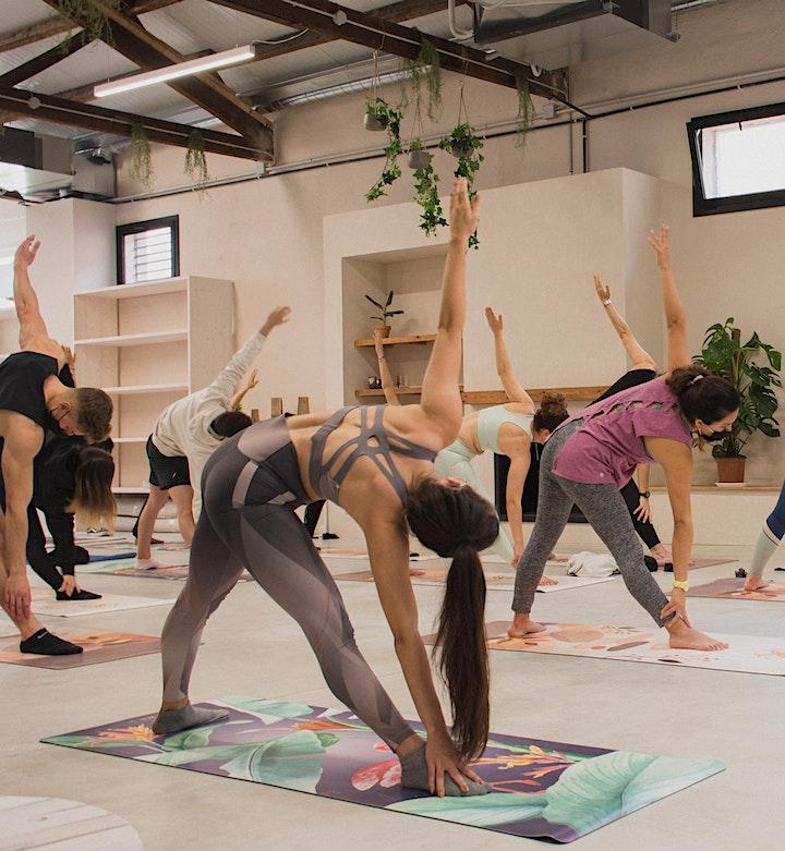 Imagen de Encuentro de Fit Yoga + Brunch