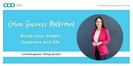 Online Business Mastermind tickets