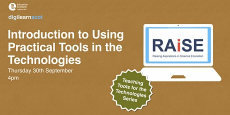 Introduction to Using Practical Tools in the Technologies tickets