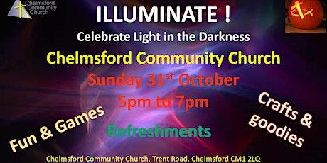 ILLUMINATE ! Light in the Darkness tickets