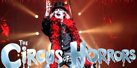 Circus of Horrors - Canterbury tickets