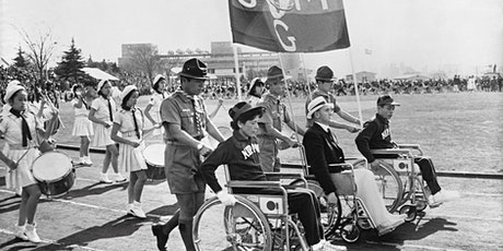 SCREENING: Tokyo Paralympics – Festival of Love and Glory tickets