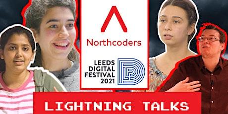Leeds Digital Festival⚡ Lightning Talks ⚡ tickets