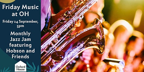 Oxford House September Jazz  Jam tickets