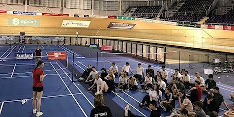2021 Scottish Open S1-S3 PE Sessions tickets