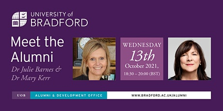 Meet the  Alumni: Dr Julie Barnes & Dr Mary Kerr, Careers in Life Sciences tickets