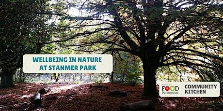 Woodland Wellbeing Wander at Stanmer Park tickets