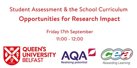 Student assessment and the school curriculum tickets