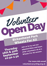 Birkenhead Park - Volunteer Open Day tickets