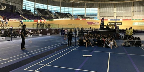 2021 Scottish Open S4-S6 PE Sessions tickets
