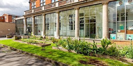 LCF Big Welcome: Dye Garden workshop at Mare Street tickets