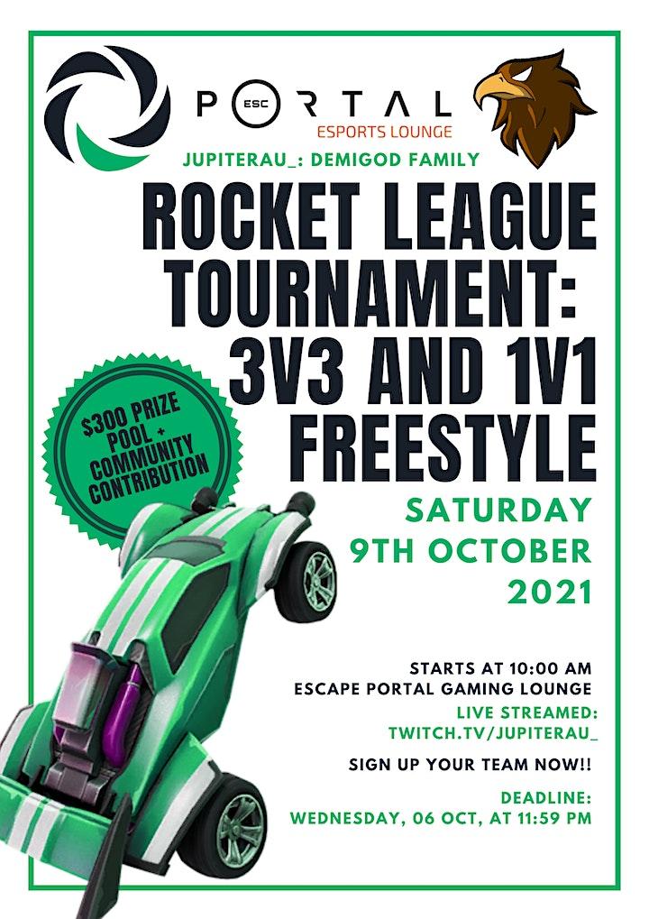 Demigod Family: Rocket League Tournament image
