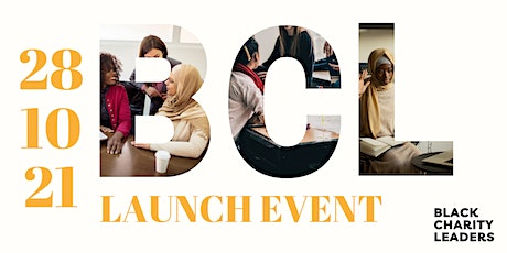 BCL Launch Event tickets