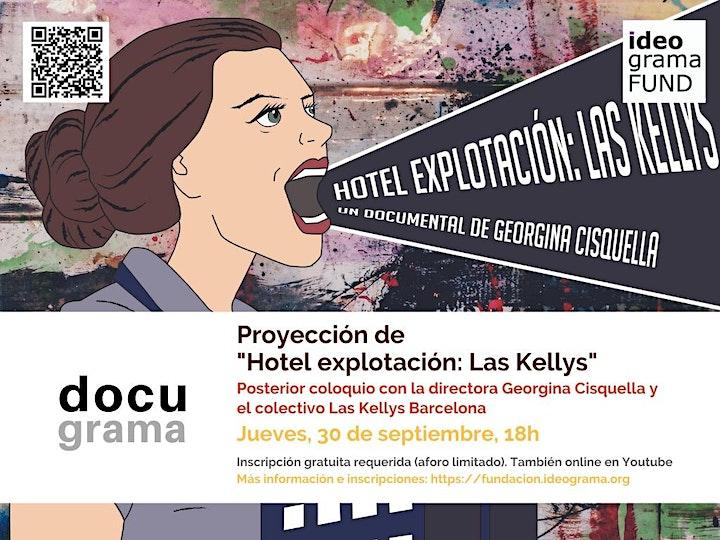 Imagen de DocuGrama/ Protyección: Hotel explotación: las Kellys