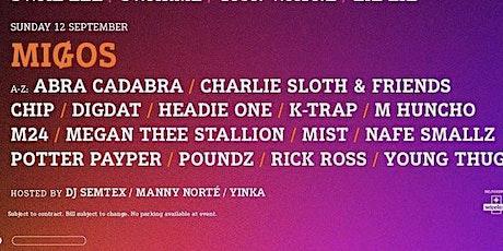 2 x Wireless Festival Sunday Tickets tickets