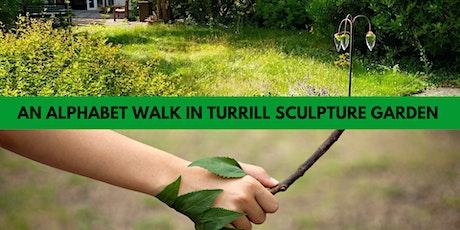 Discover The Turrill Sculpture Garden Through An Alphabet Walk tickets