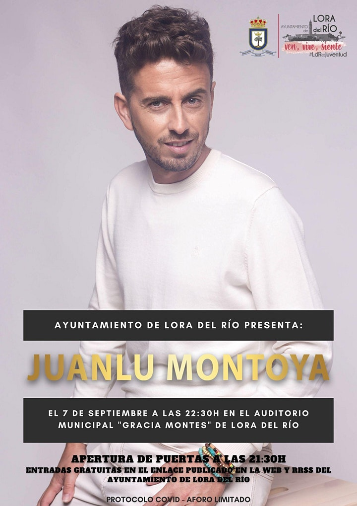 Imagen de CONCIERTO JUANLU MONTOYA LORA DEL RÍO