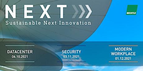 Sustainable NEXT Innovation 2021 Tickets