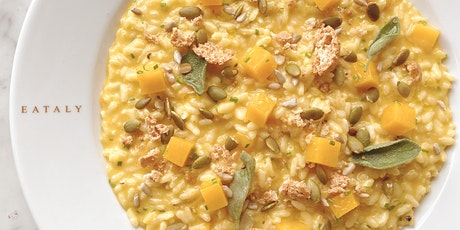 Risotto Cooking Class tickets