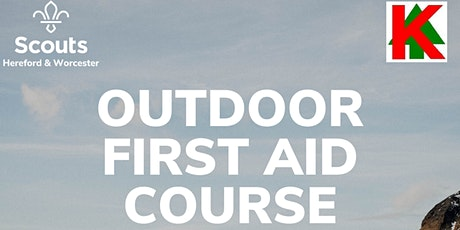 ITC Outdoor First Aid Course (2 day) tickets