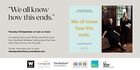 An evening with Louise Winters & Anna Lyons talking about their new book tickets