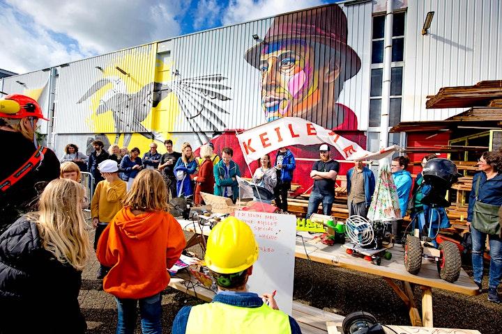 Afbeelding van 7 jaar Keilewerf Festival