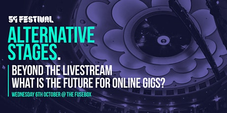 Beyond the Livestream — What Is the Future for Online Gigs? tickets