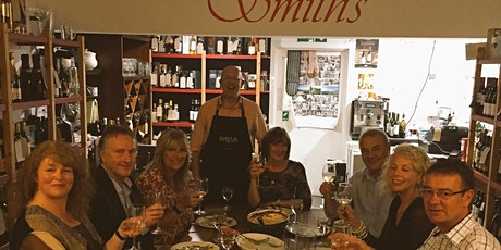 Pi Singles Mid-Week Cheeky Wine Pairing and Supper at Smiths! tickets