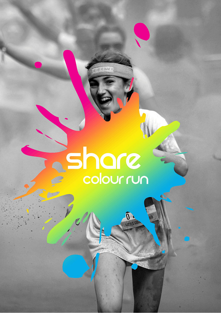 SHARE Colour Run image