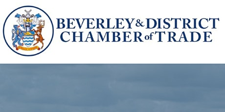 Beverley Chamber of Trade tickets