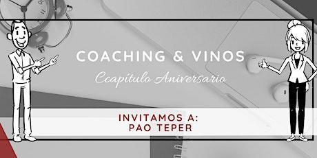 Capítulo #27:Coaching & Vinos | capítulo Aniversario entradas