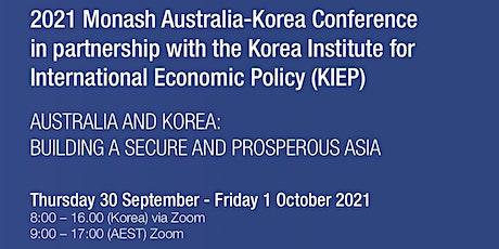 2021 Monash Australia-Korea Conference tickets