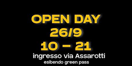 OPEN ELITE DAY biglietti