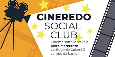 CineRedo Social Club  - Serata  2 - Quasi Amici biglietti