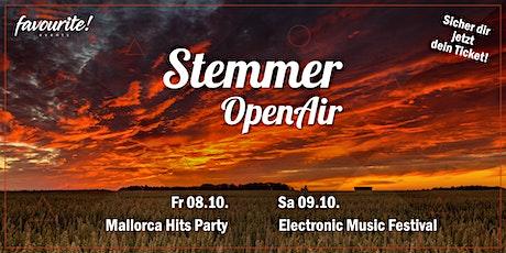 Stemmer OpenAir Tickets