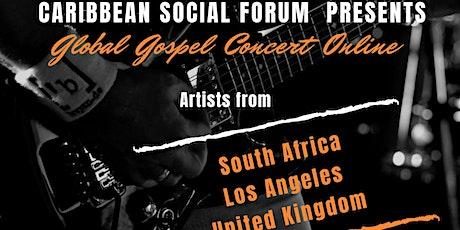 Global Gospel Concert Online tickets