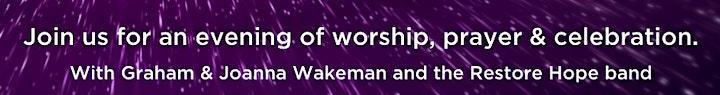 'His Presence' Worship and Prayer Night - Restore Hope image