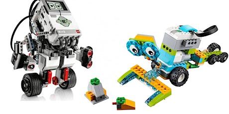 Taller Gratuito con  Lego Wedo y/o Lego Mindstorm entradas