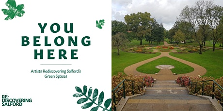 Salford Tree Trail tour & You Belong Here exhibition tickets