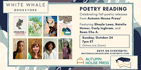Autumn House Press Fall Poetry Release Party! Lawz, Homer, Inghram, Cho A. tickets