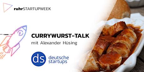 Currywurst-Talk Marathon Tickets