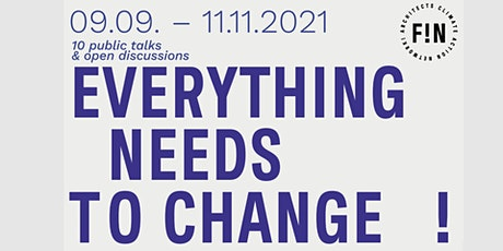 How can we reimagine living environments? tickets