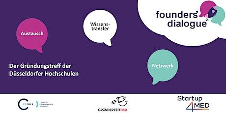 Founders' Dialogue – der Gründungstreff Tickets