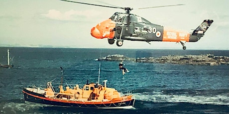 History of Penzance, Newlyn and Penlee lifeboat audio visual talk tickets