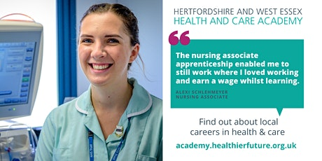 Nursing Associate webinar - Healthcare managers (clinical and non-clinical) tickets