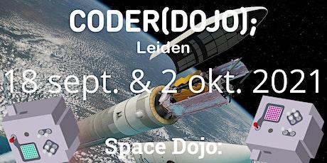 CoderDojo Leiden #79 | Space Dojo tickets